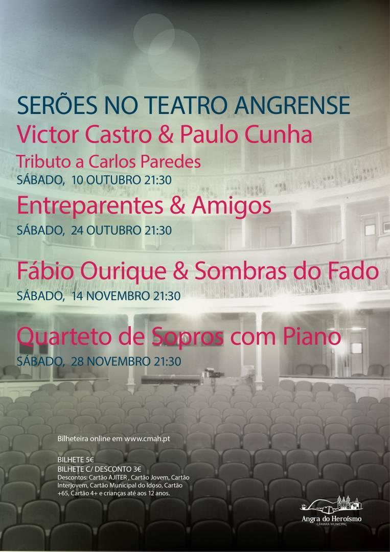 'Fábio Ourique & Sombras do Fado'