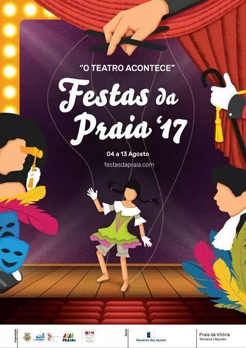 Festas da Praia 2017